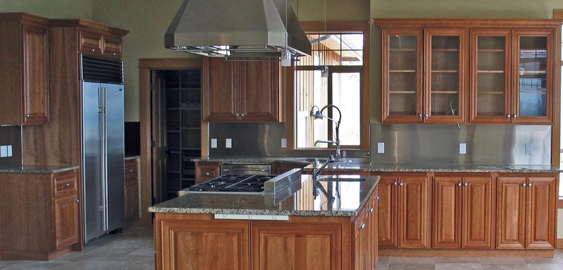 Custom Cabinet Design & Installation