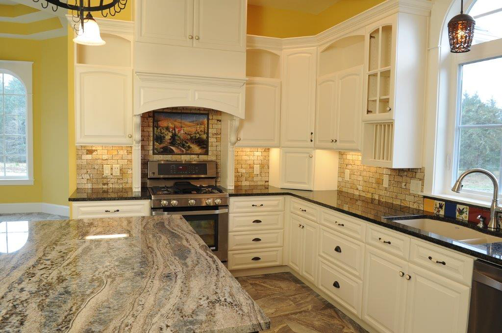 Laminate & Tile Countertops